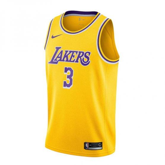 anthony davis los angeles lakers icon edition swingman jersey 2019 junior