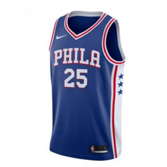 ben simmons icon edition sixers swingman jersey junior