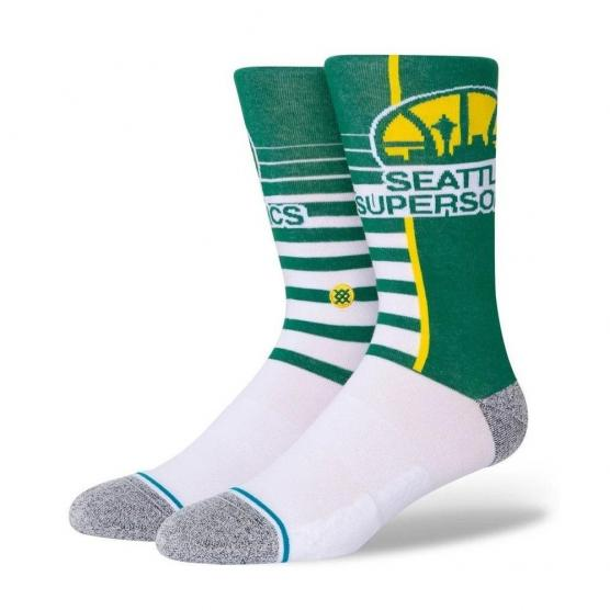calcetines stance nba seattle supersonics