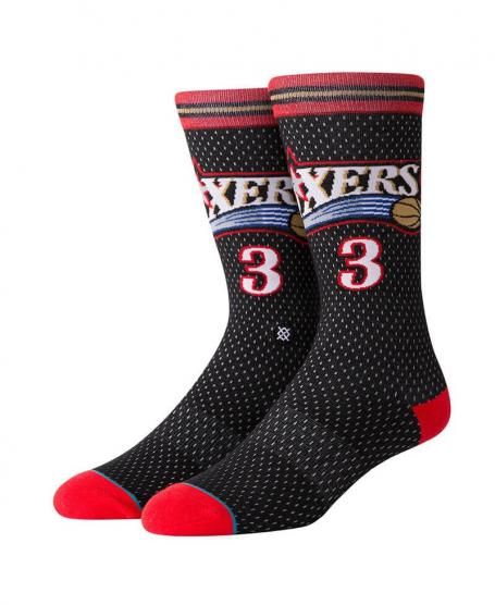 calcetines stance nba sixers Tiro Libre SCQ