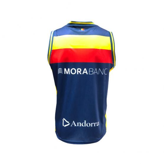 camiseta morabanc andorra spalding 2019 local