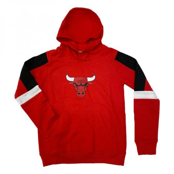 hoodie chicago bulls square up kid