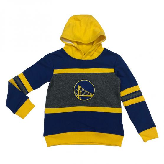 hoodie new edition golden state warriors kid