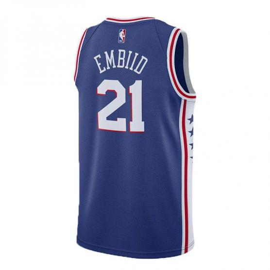 joel embiid philadelphia 76ers icon edition swingman jersey junior 1