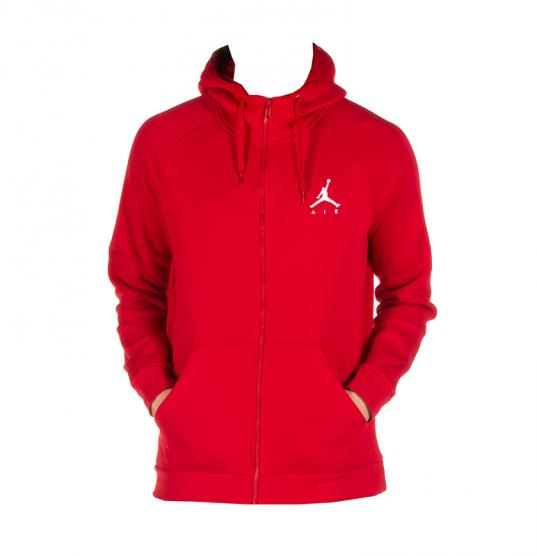 jordan jumpman fleece full zip hoodie carbon heather 687 13