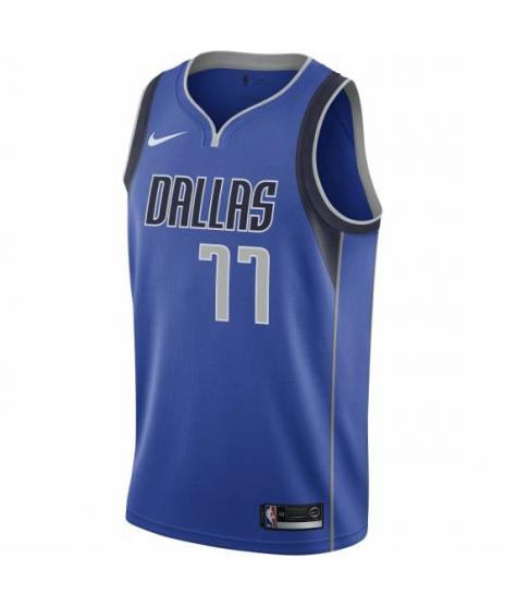 jr luka doncic icon edition swingman dallas maverick