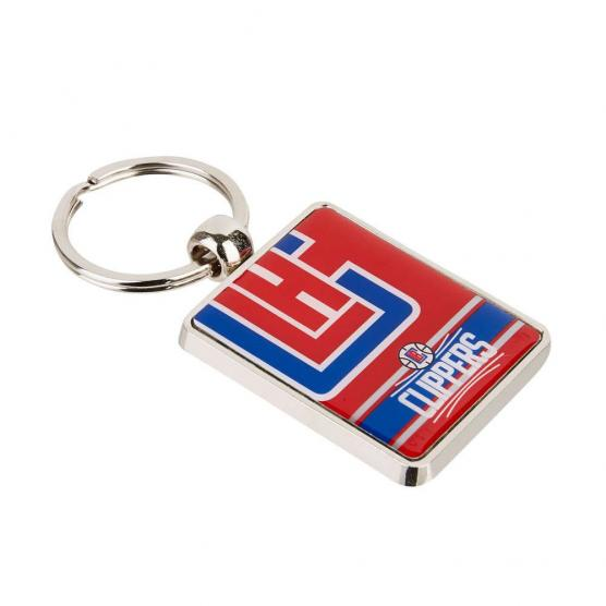llavero fanatics nba los angeles clippers 225962 tiro libre scq