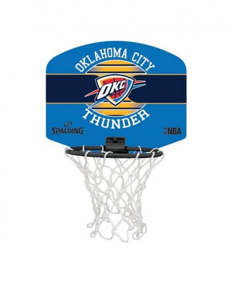 mini canasta spalding oklahoma city thunder
