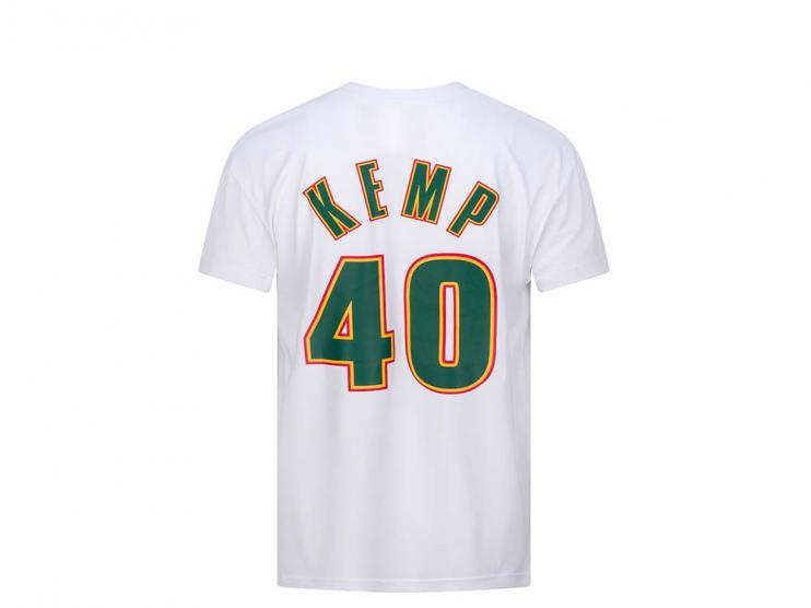 mitchell ness nba name Kemp Tiro Libre SCQ