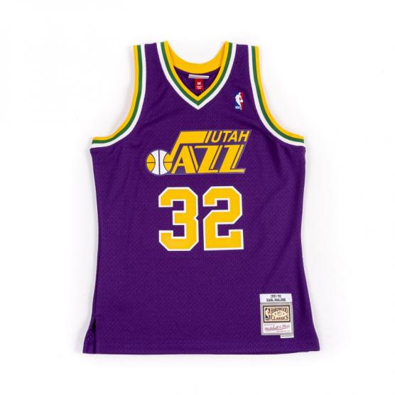 mitchell ness nba swingman jersey utah jazz 1991 92 karl malone