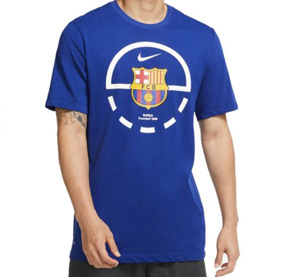 nike dry fit fcb dry tee ss team 455 11