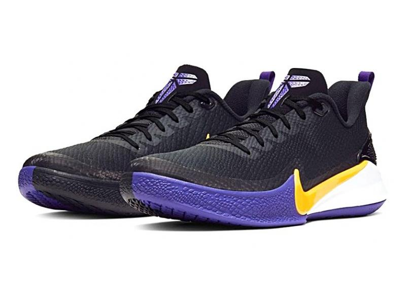 nike mamba focus lakers 16