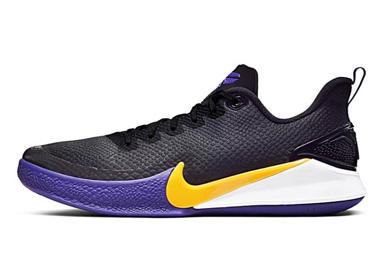 nike mamba focus lakers 17