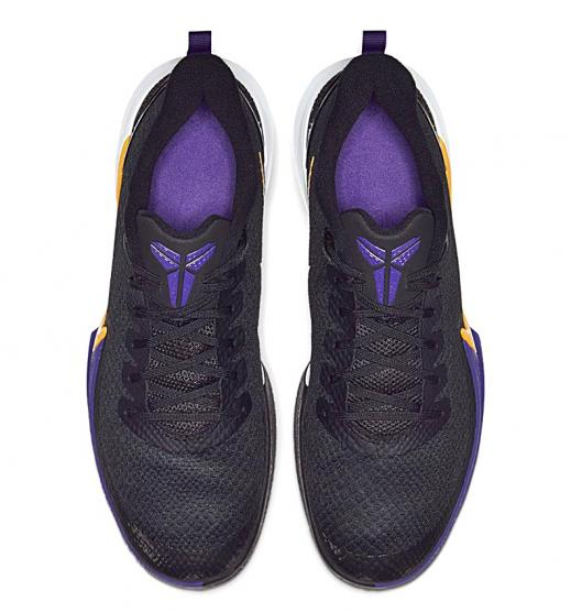 nike mamba focus lakers 18