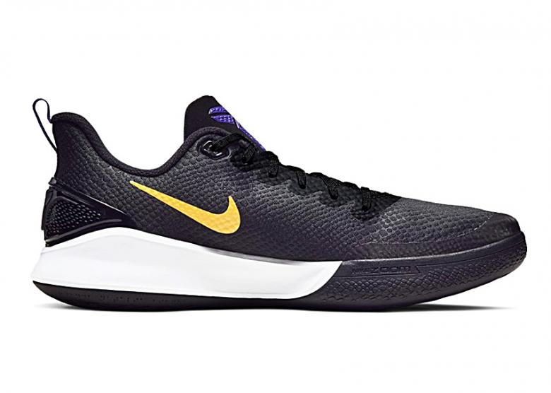 nike mamba focus lakers 19