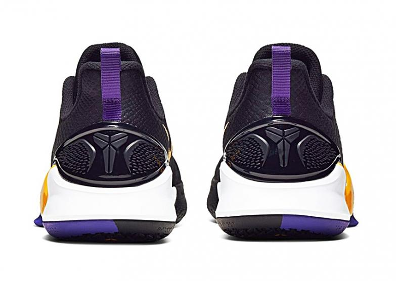 nike mamba focus lakers 20