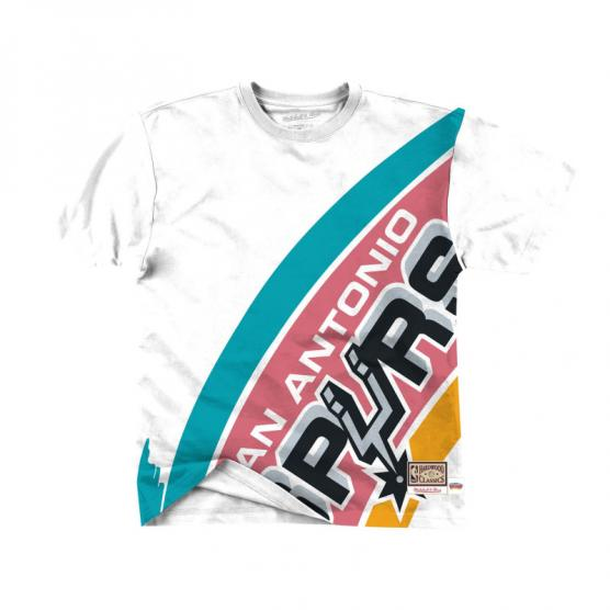 san antonio spurs big face Tiro Libre SCQ 1