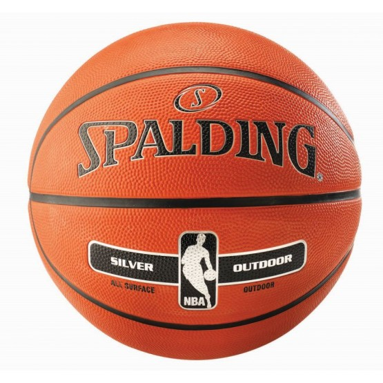 spalding nba silver outdoor sz6 83 569z