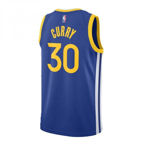 stephen curry golden state warriors icon edition swingman jersey junior 1