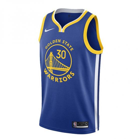 stephen curry golden state warriors icon edition swingman jersey junior
