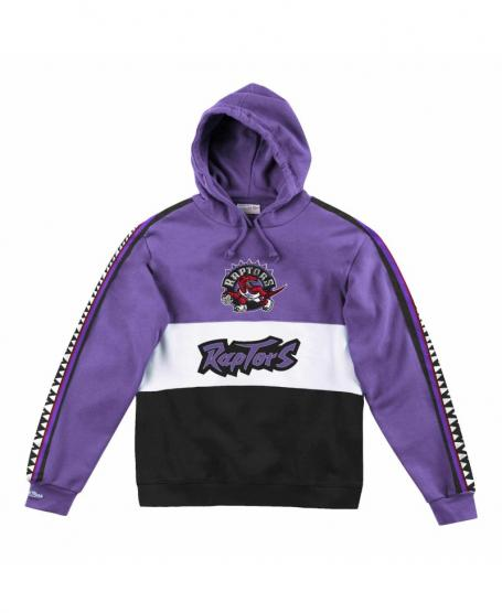 sudadera mitchell and ness leading scorer toronto raptors