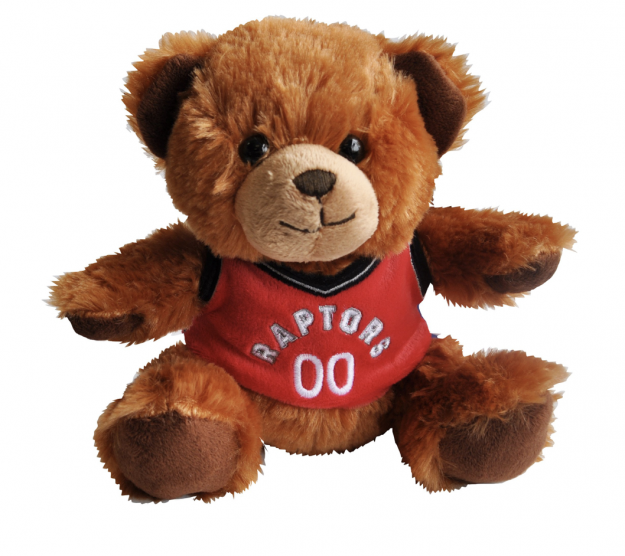 Teddy Bear Toronto Raptors
