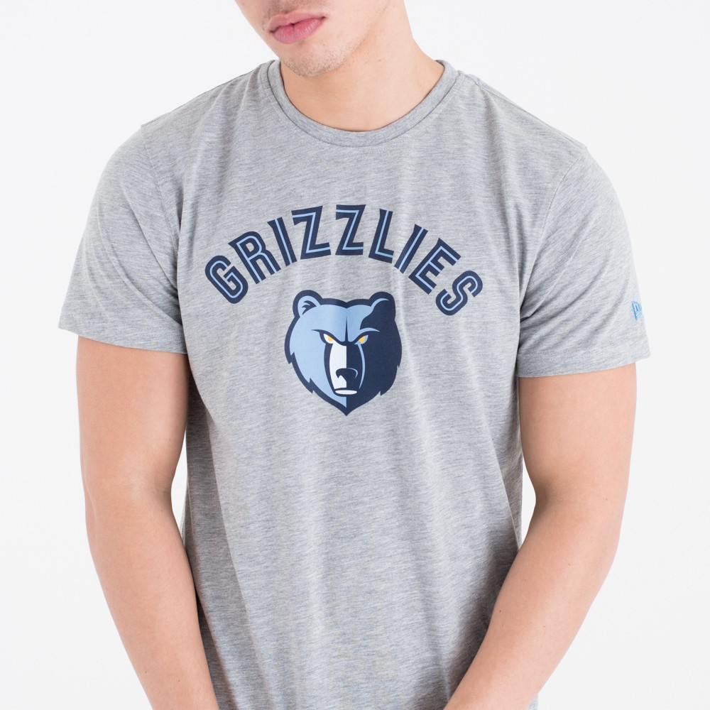 CAMISETA TEAM LOGO MEMPHIS GRIZLIES